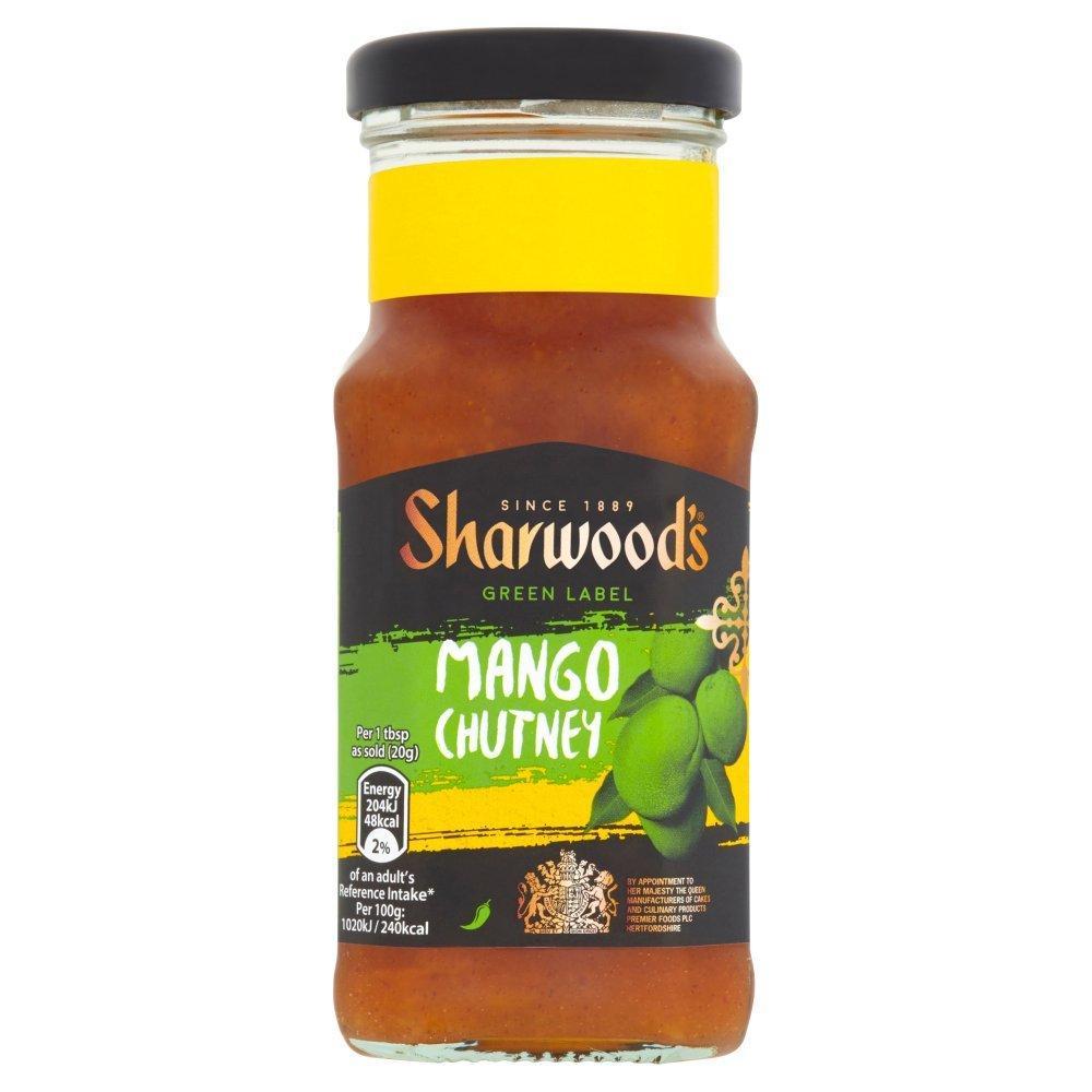 Sharwoods Mango Chutney 227g