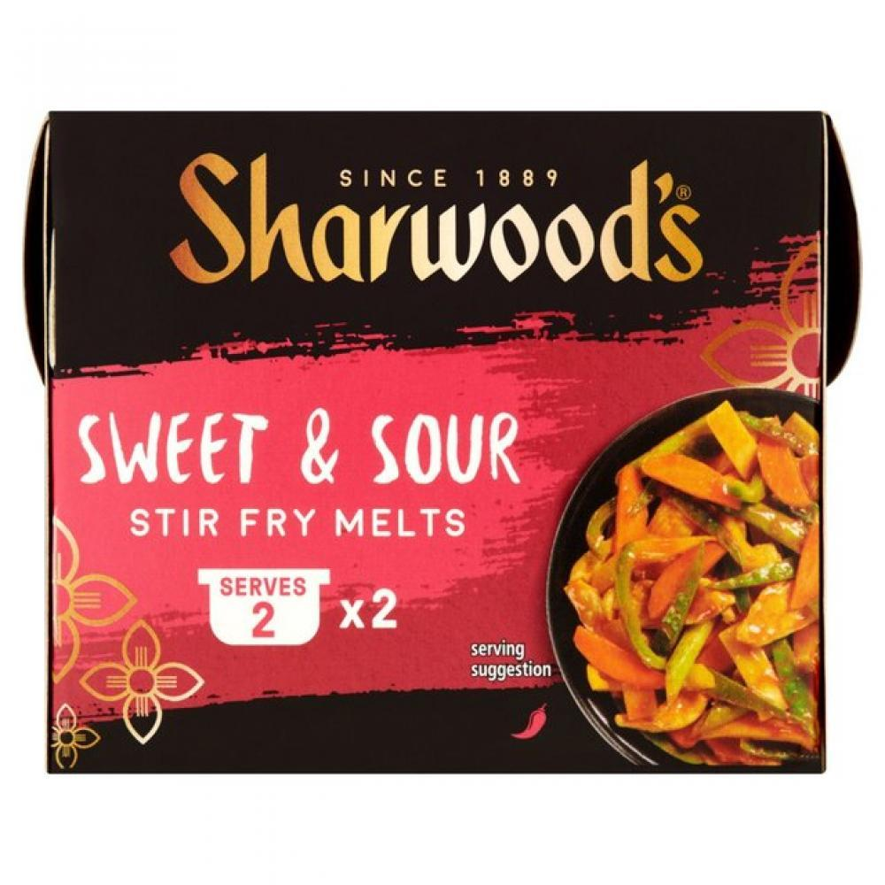 Sharwoods Sweet and Sour Stir Fry Melts 96g