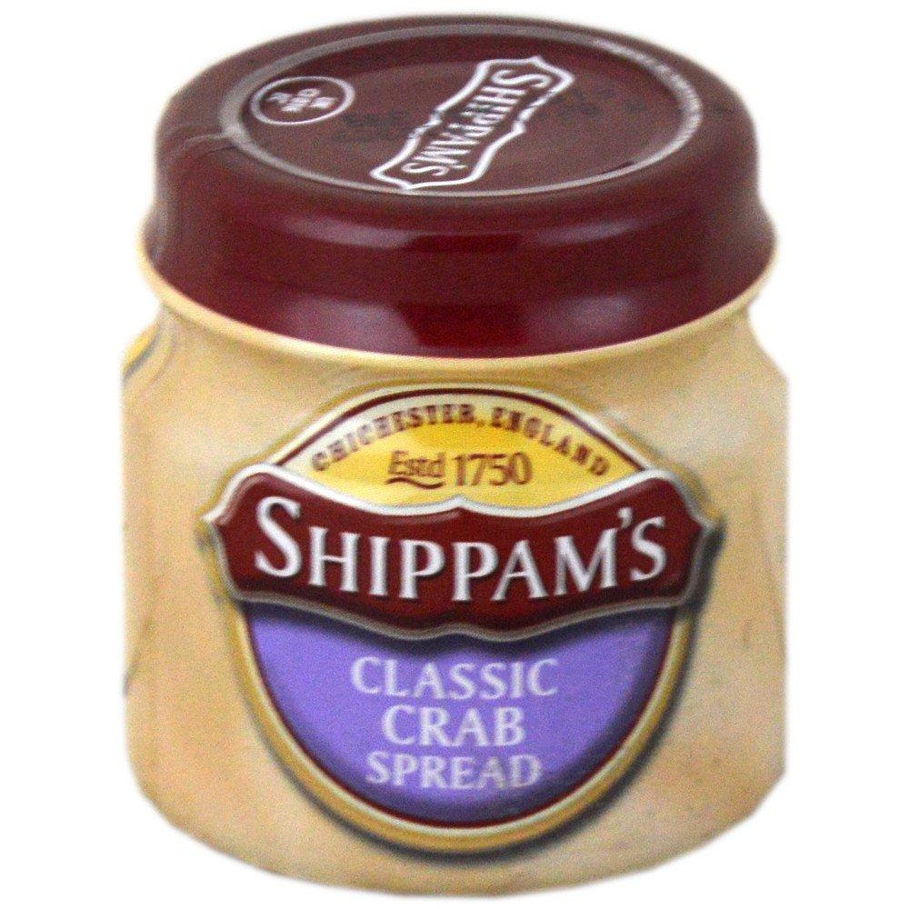 Shippams Classic Crab Spread 35g