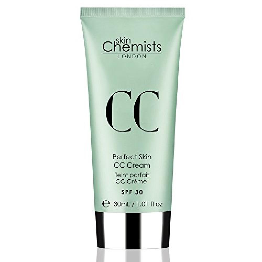 skinChemists Perfect Skin CC Cream Medium with SPF30 30 ml