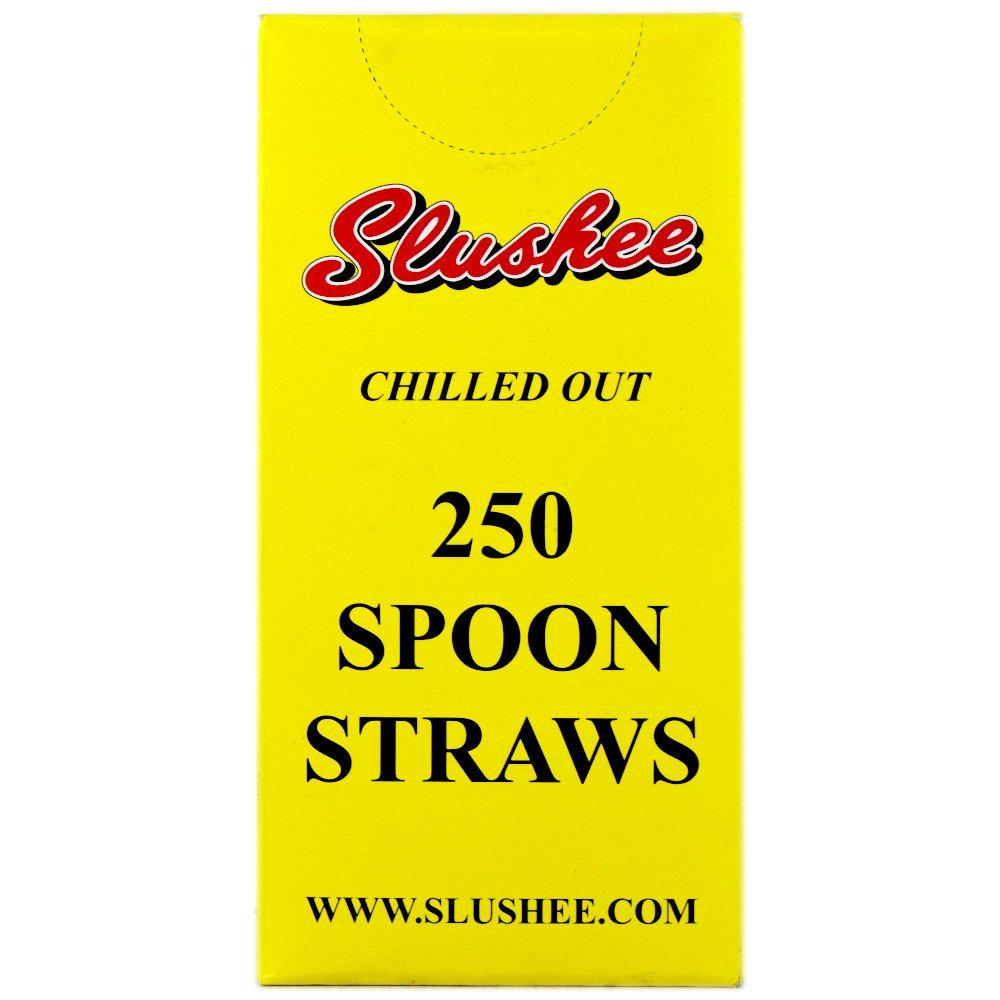 Slushee Spoon Straws pack of 250