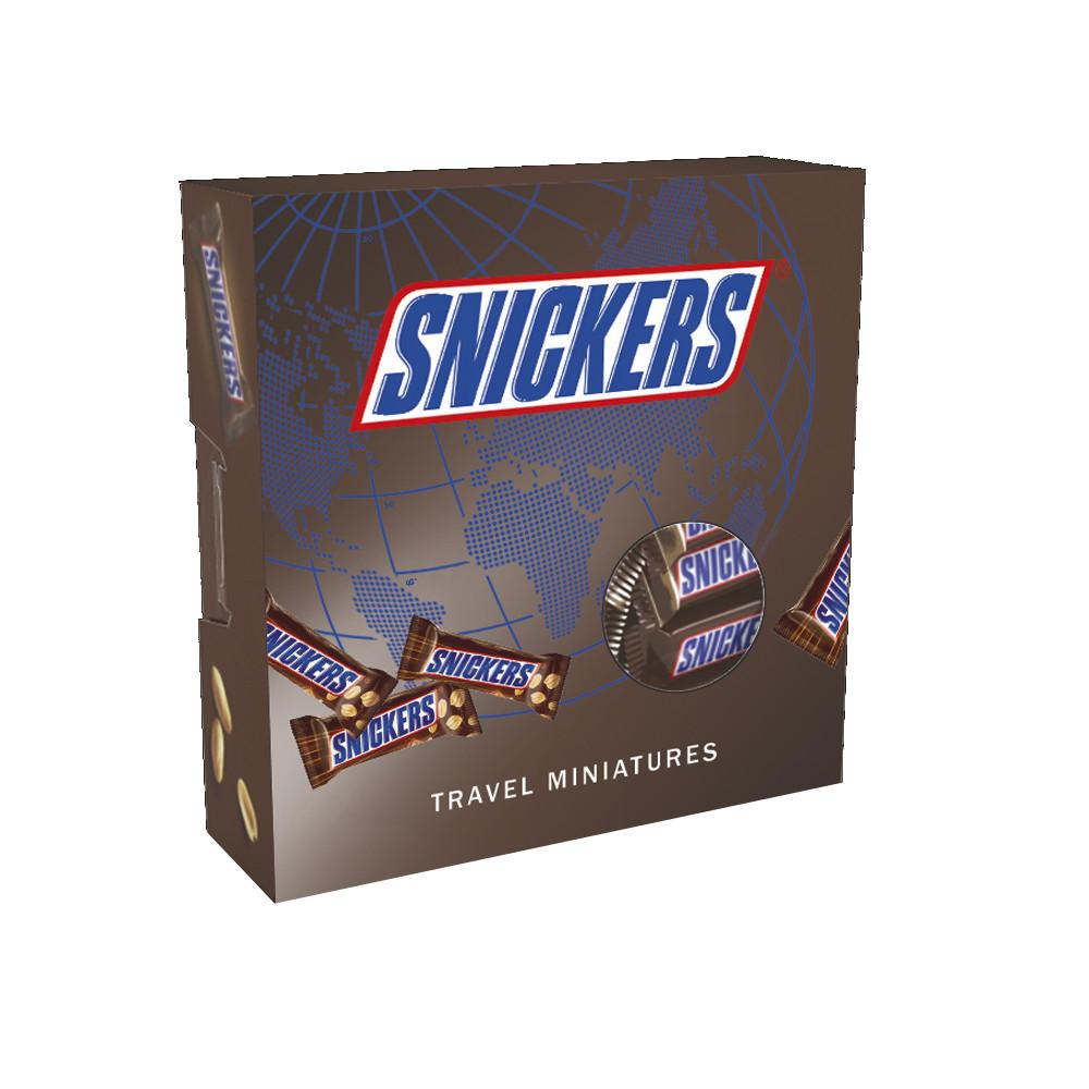Snickers Travel Miniatures 260g