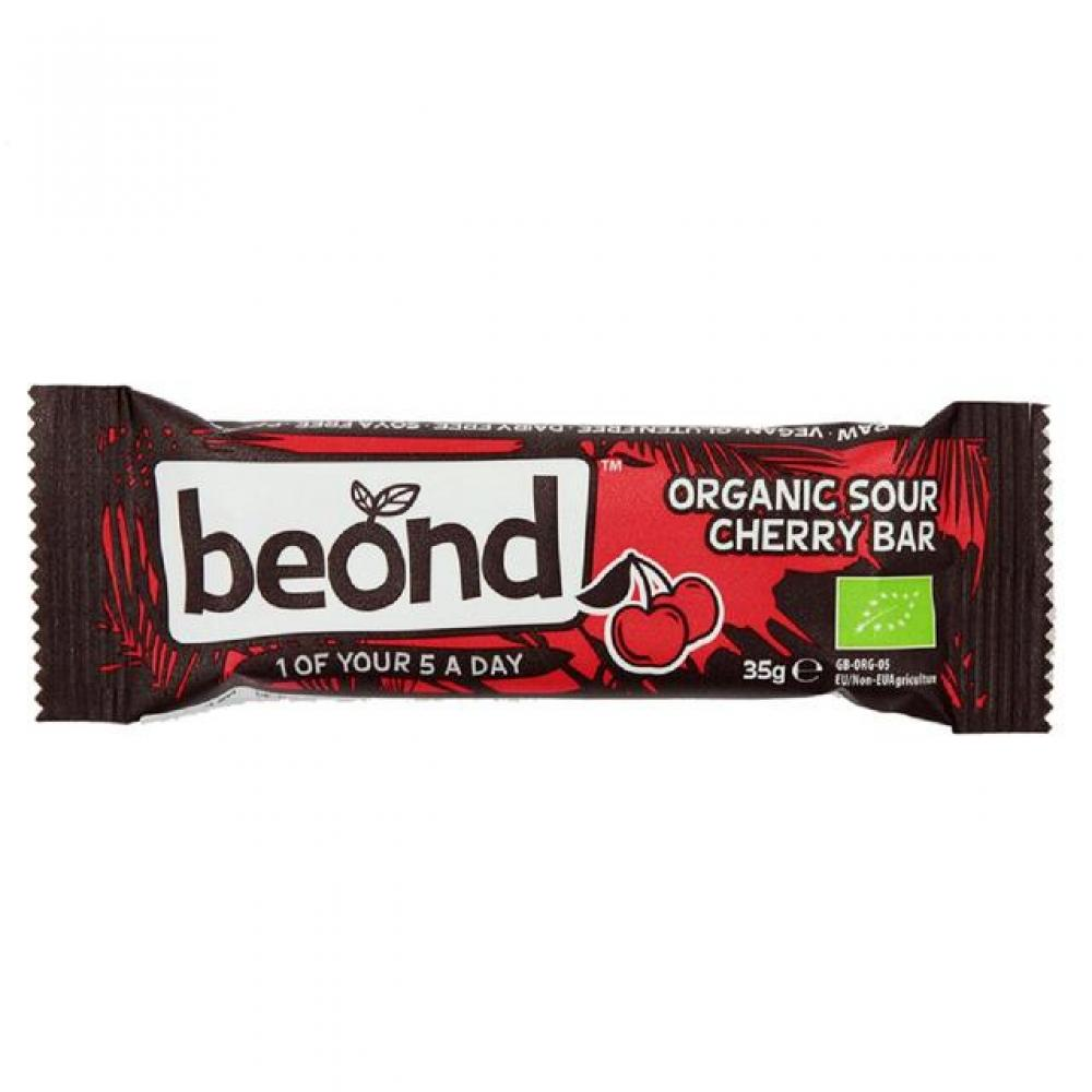 Beond Sour Cherry Bar 35 g