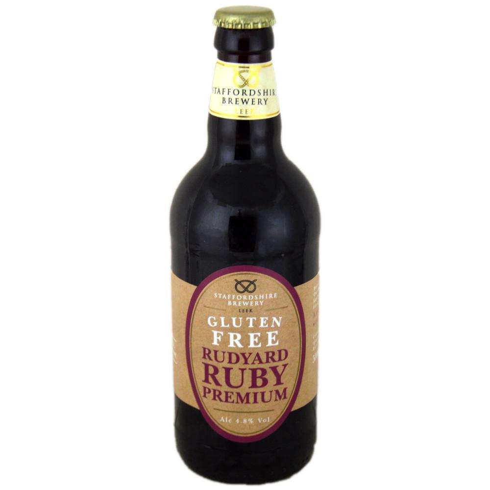Staffordshire Brewery Rudyard Ruby Premium 500ml