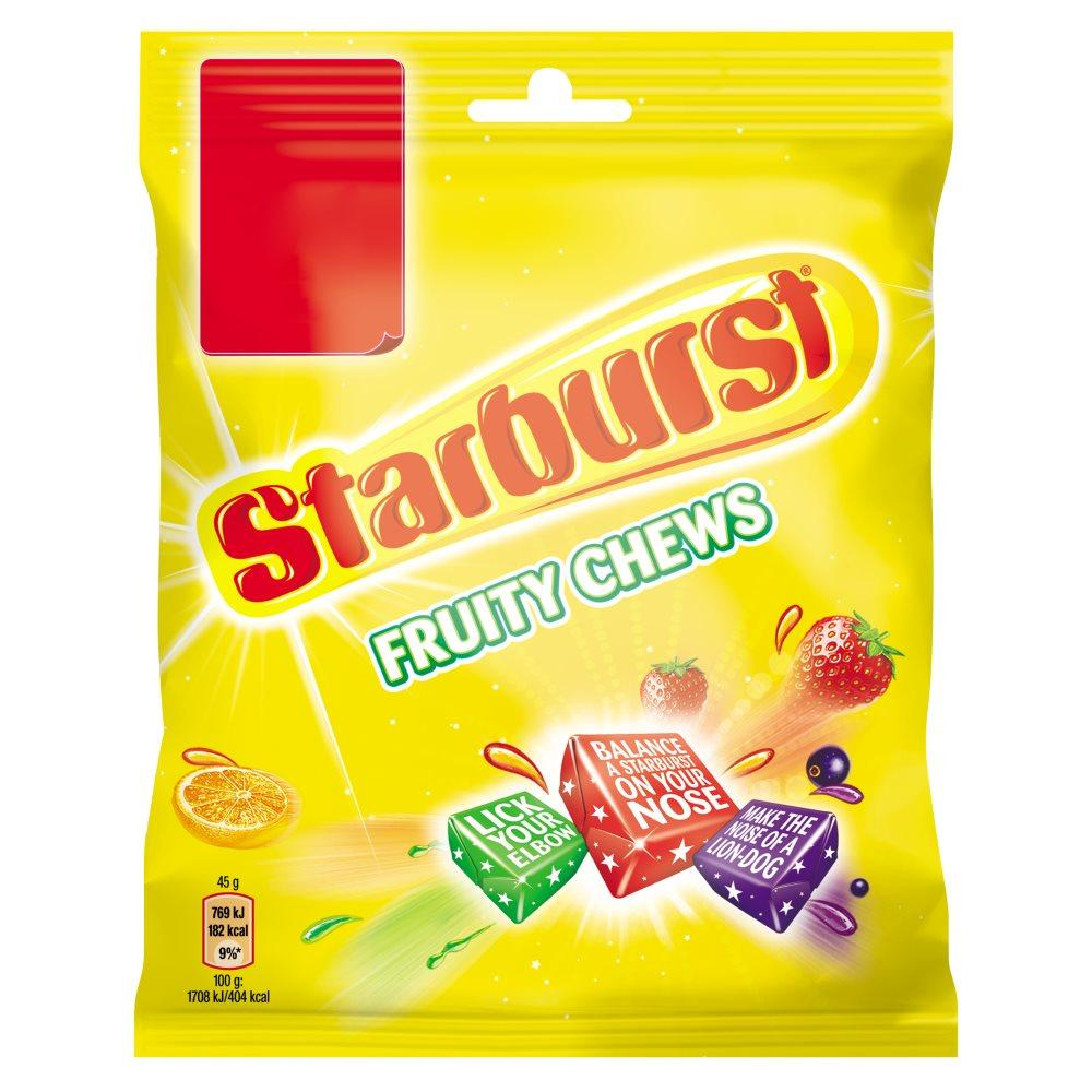Starburst Fruit Chews Original 150g
