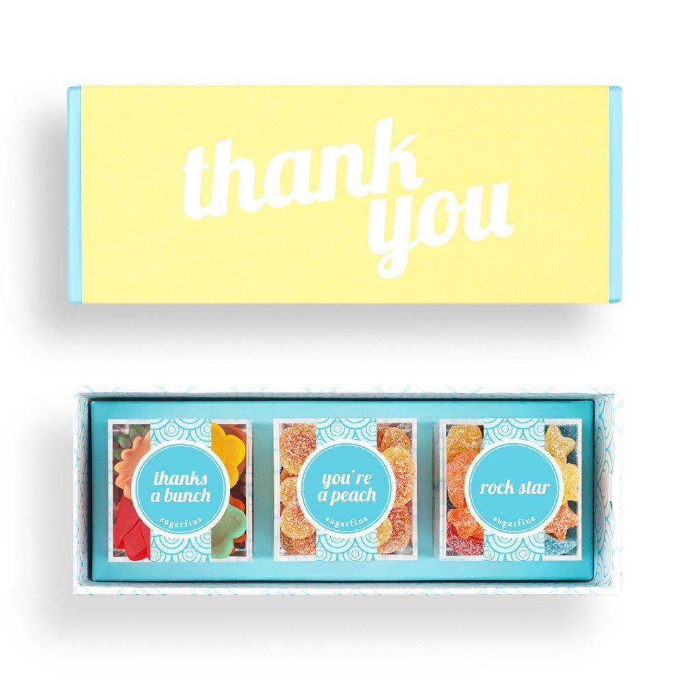 Sugarfina Candy Thank You Bento Box 103g