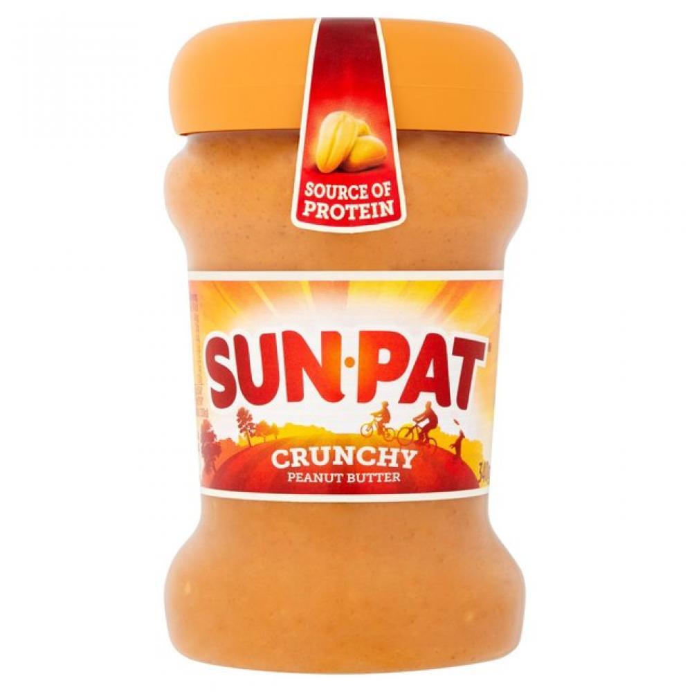 Sun Pat Crunchy Peanut Butter 454g