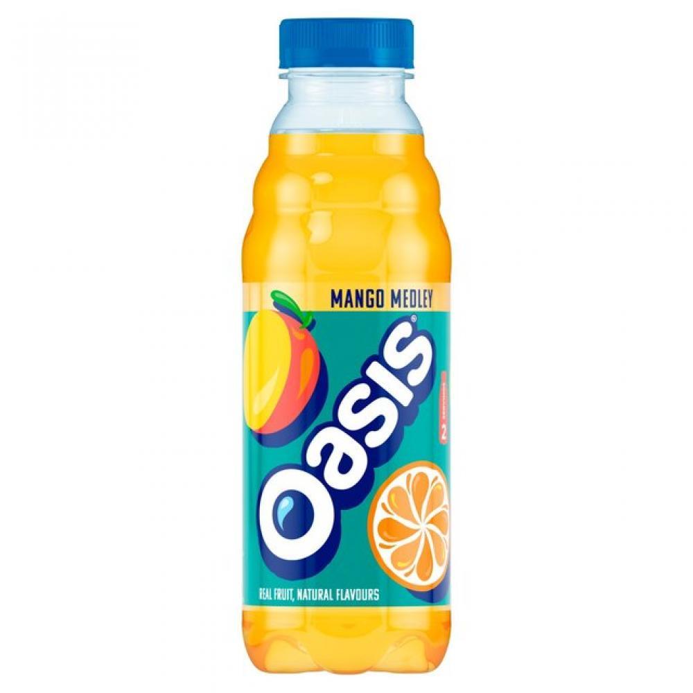 Oasis Mango Medley 500ml