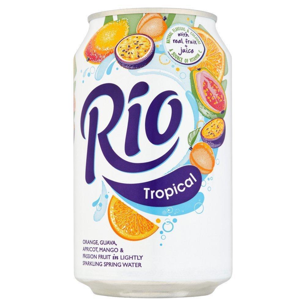 Rio Tropical 330ml Can