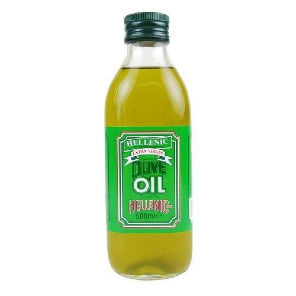 Sunita Hellenic - Extra Virgin Olive Oil 500ml