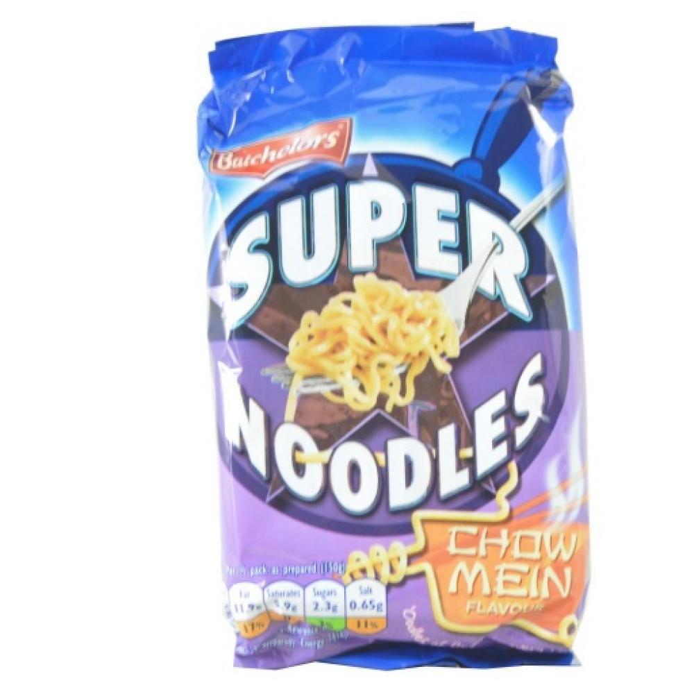 Batchelors Super Noodles Chow Mein Flavour 100g