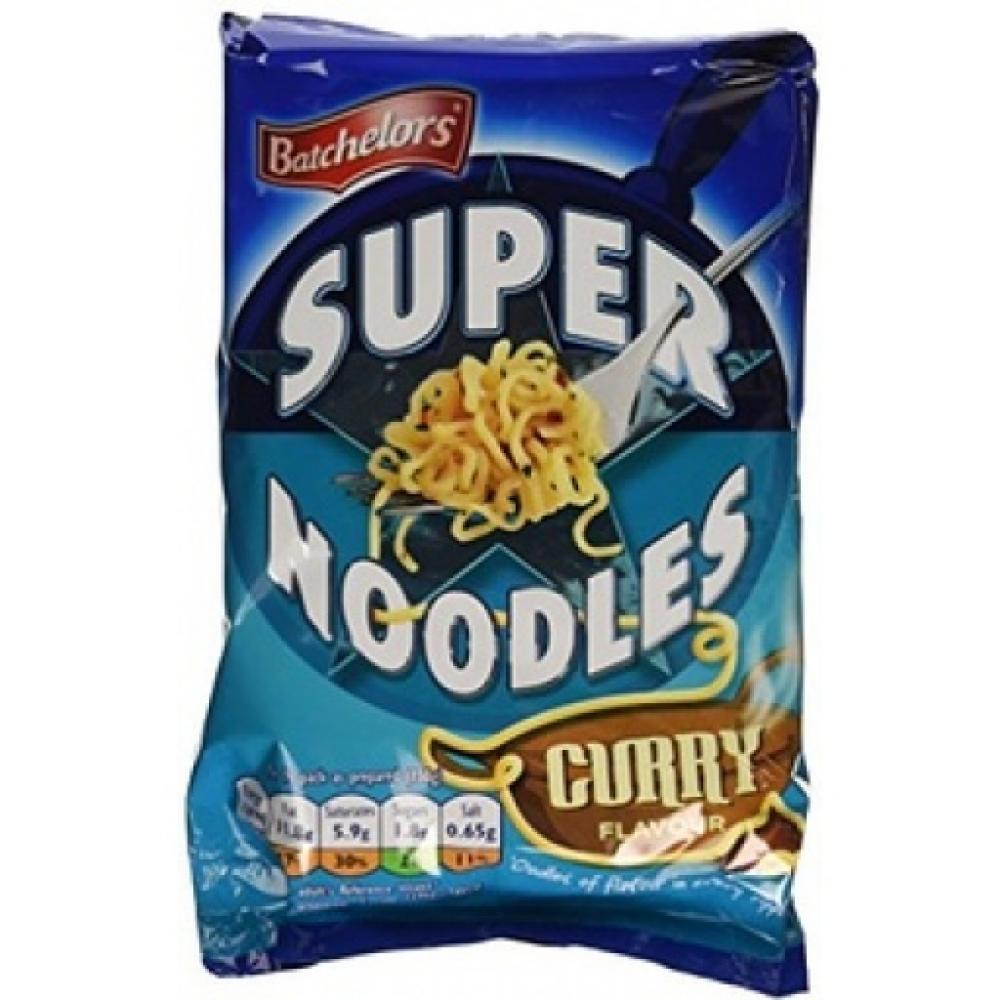 Batchelors Super Noodles Curry Flavour 100g