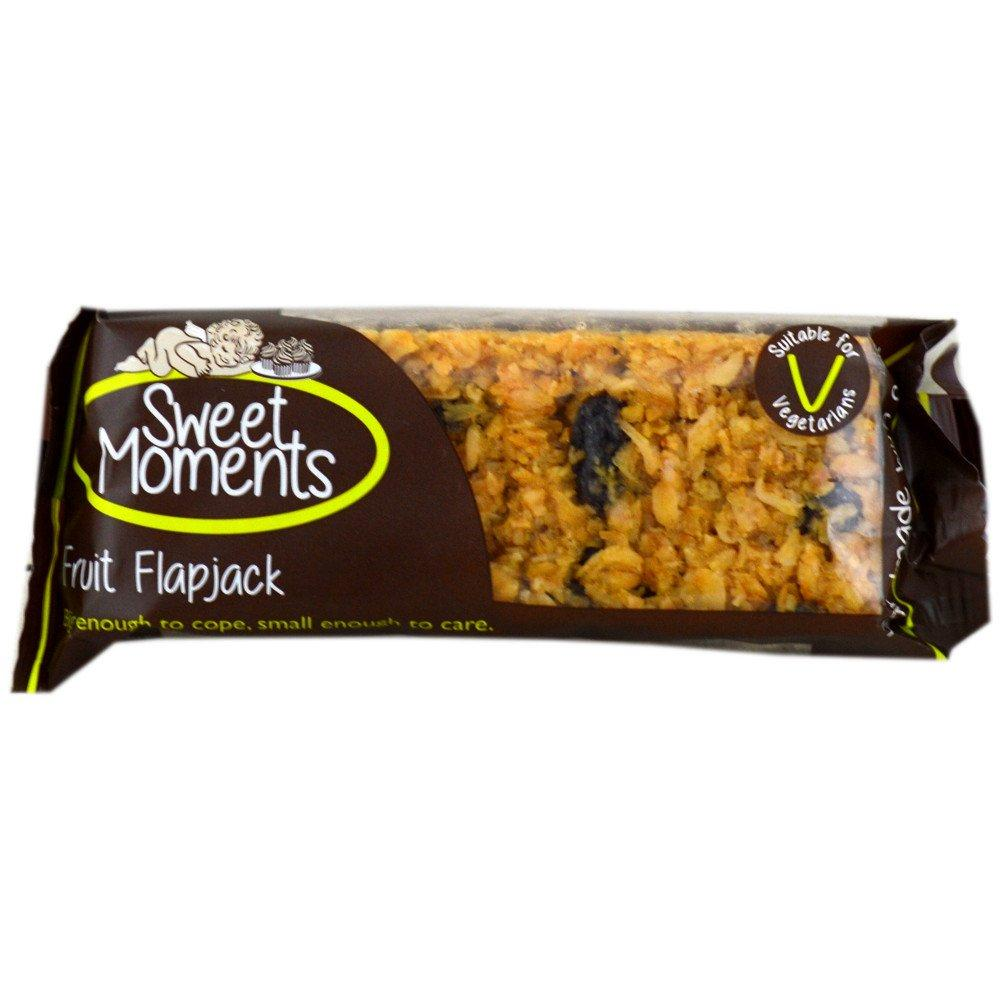 Sweet Moments Fruit Flapjack 80g