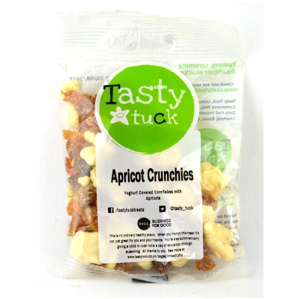 Tasty Tuck Apricot Crunchies 35g