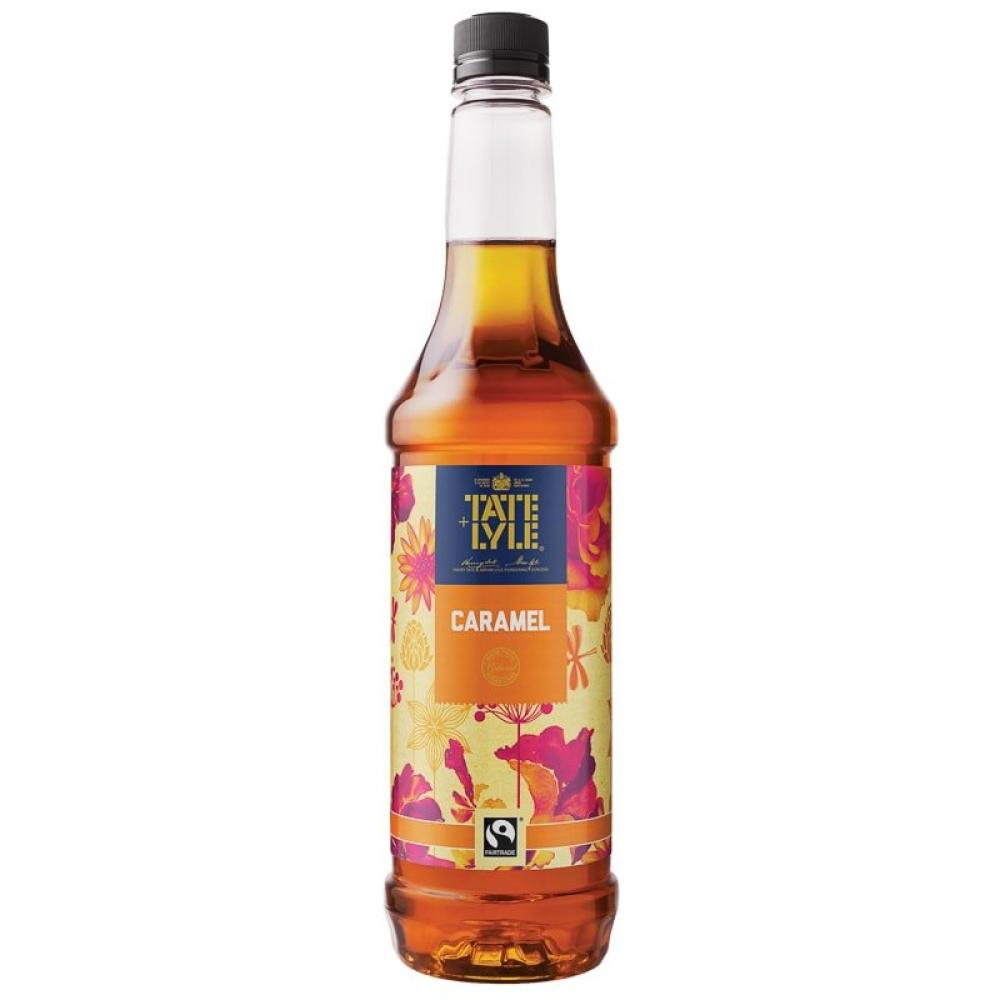 Tate and Lyle Caramel Syrup 750ml