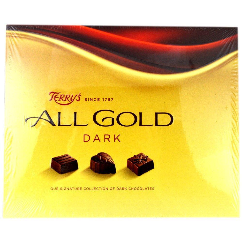 Terrys All Gold Dark Chocolates 190g
