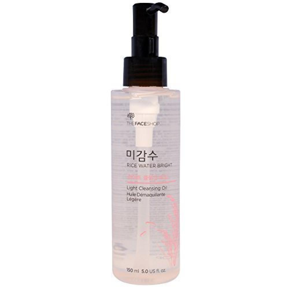 The Face Shop Rice Water Bright Cleansing Light Oil 150 ml