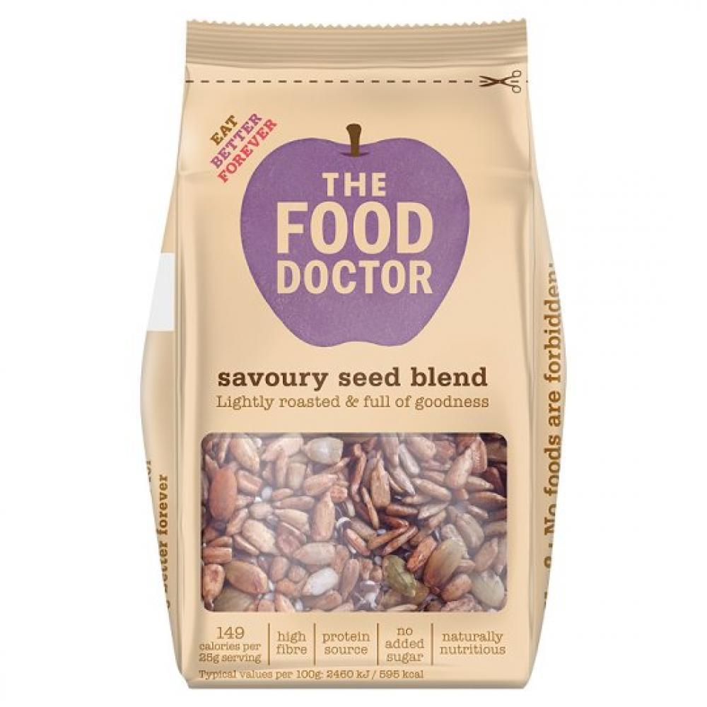 The Food Doctor Savoury Seed Blend 250g