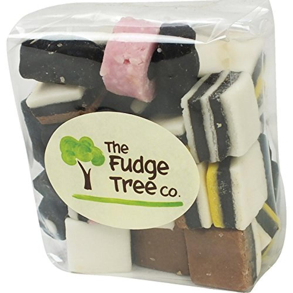 The Fudge Tree Company Liquorice Allsorts 180g