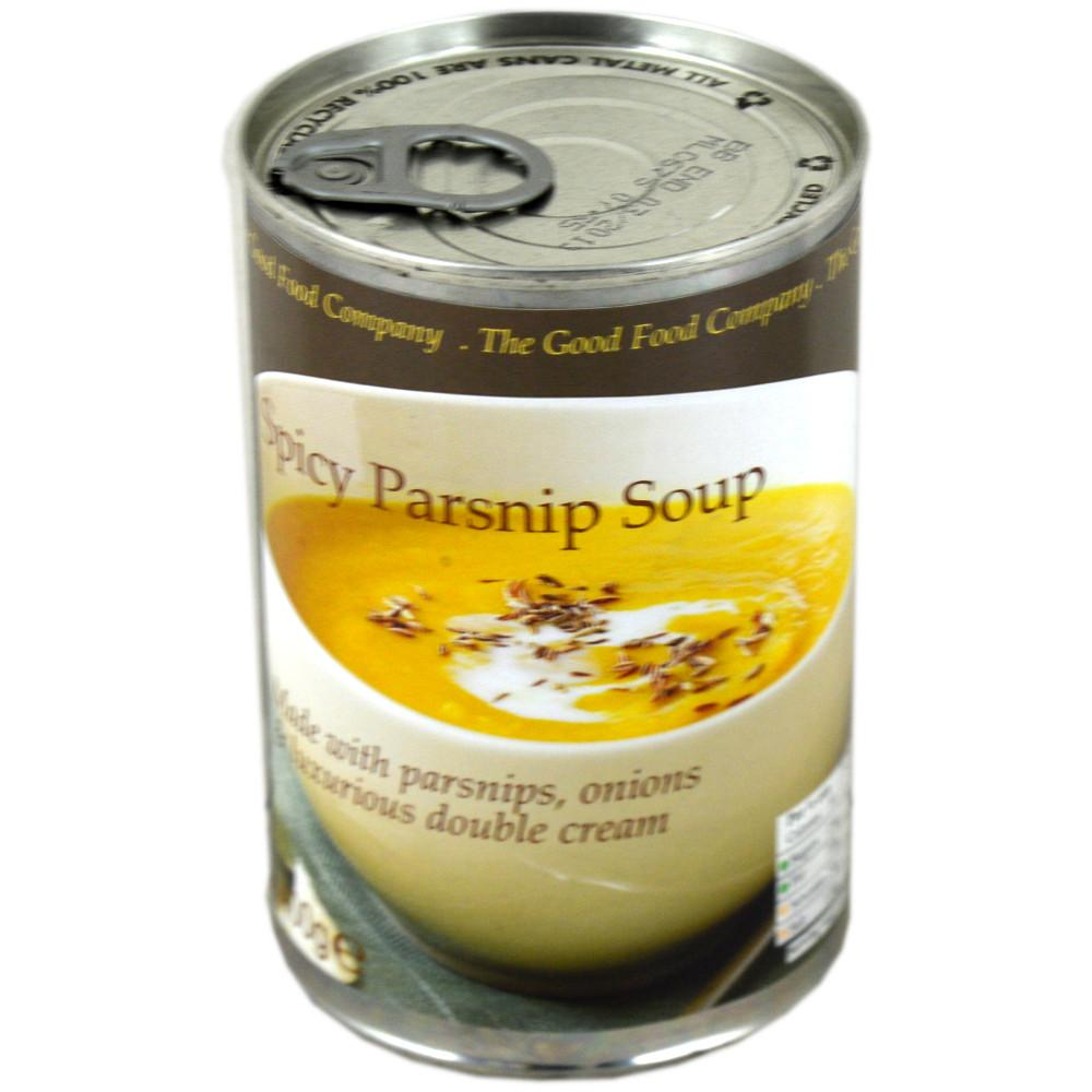 The Good Food Company Spicy Parsnip Soup 400g