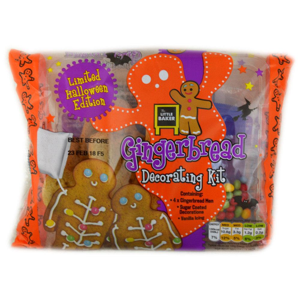 The Little Baker Gingerbread Decorating Kit