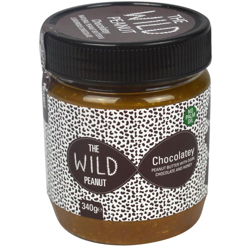 The Wild Peanut Chocolatey Butter 340g