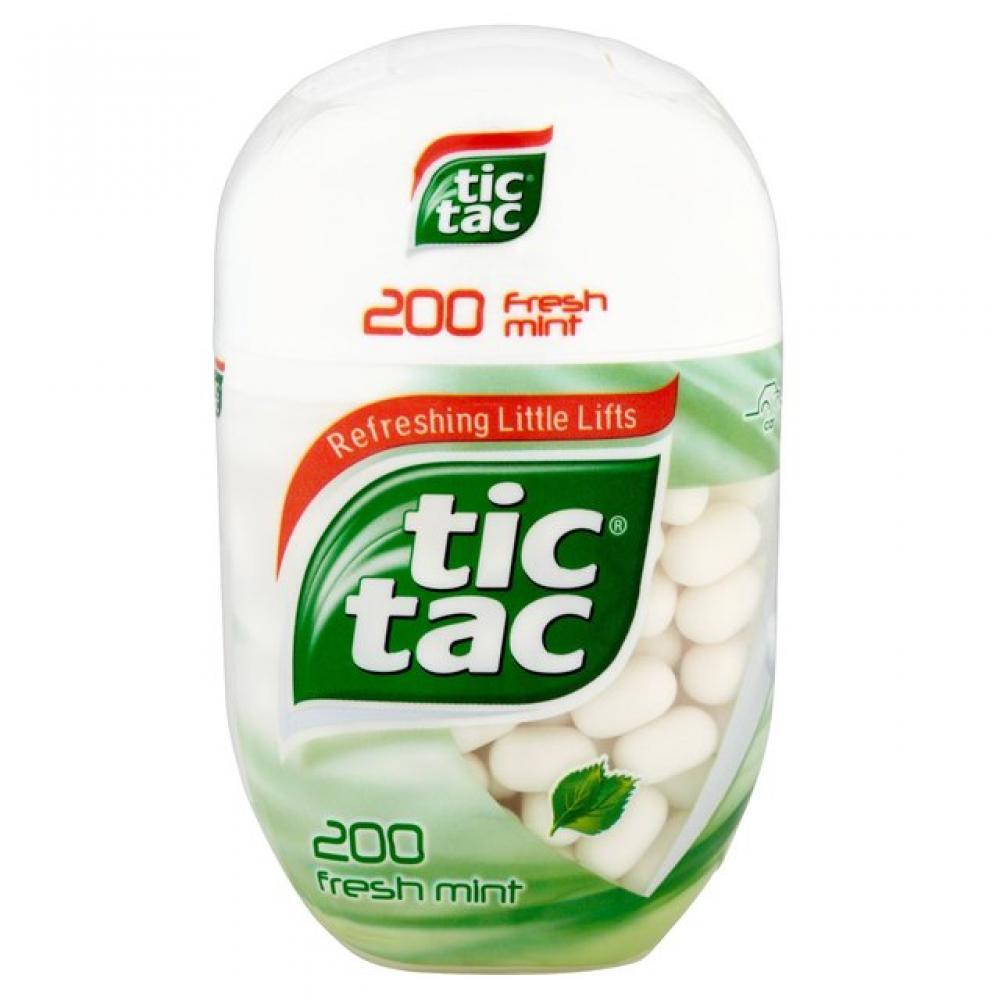 Tic Tac Fresh Mint 200 Pack