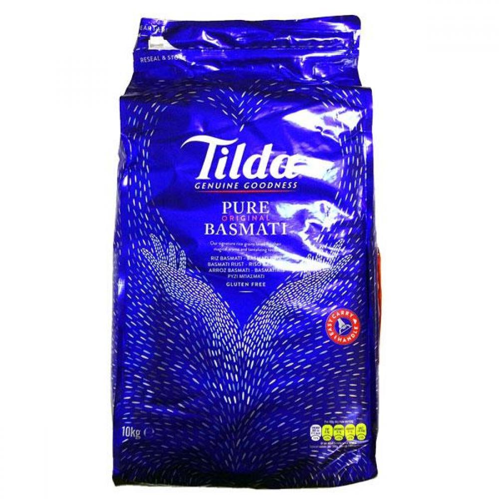 Tilda Pure Basmati Rice 10Kg