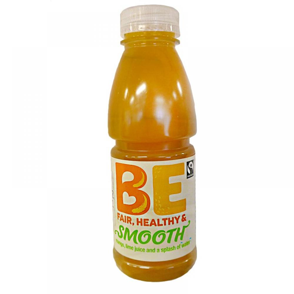 Be Drinks Mango and Lime Juice Drink 400ml