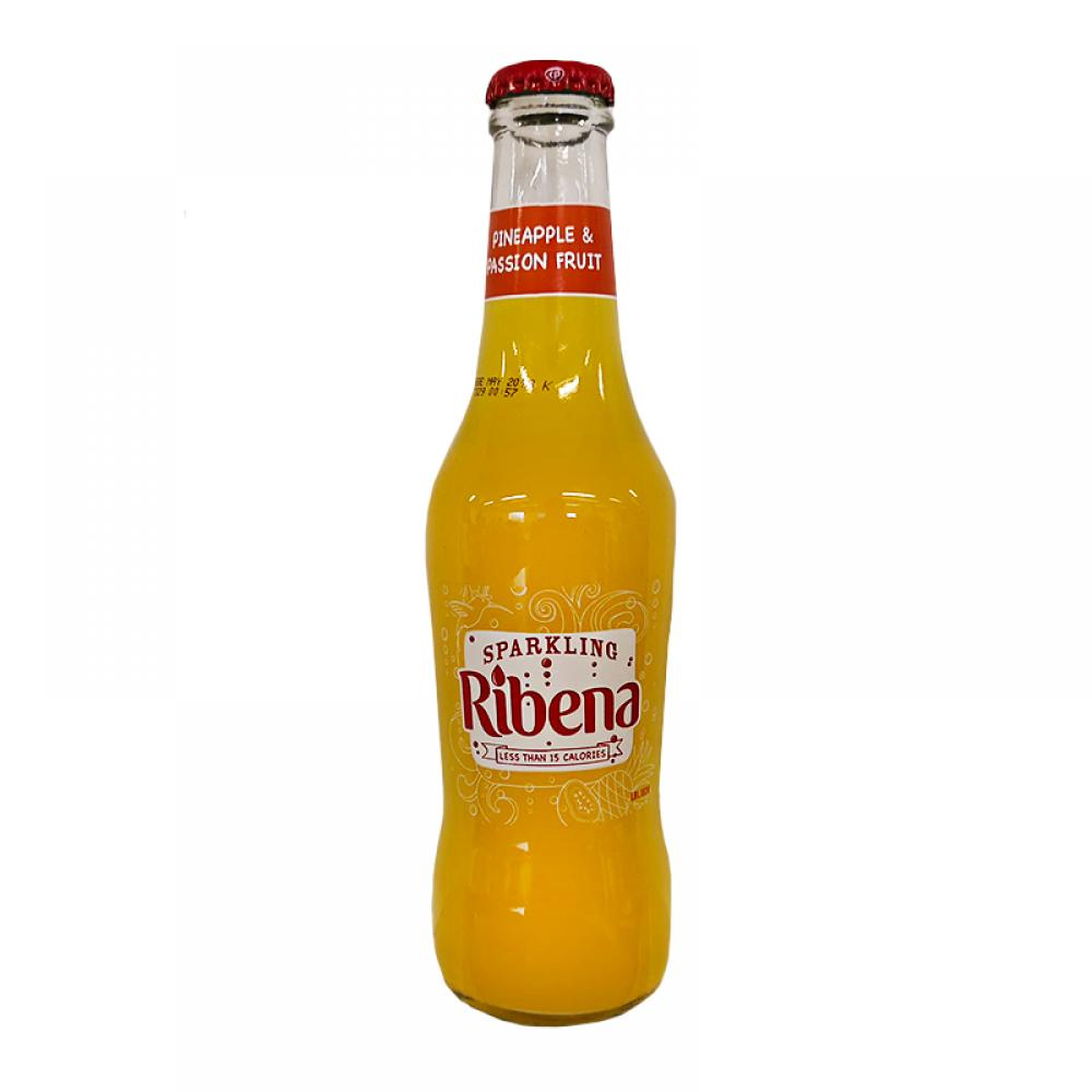 Ribena Sparkling Pineapple and Passion Fruit Flavour 275ml