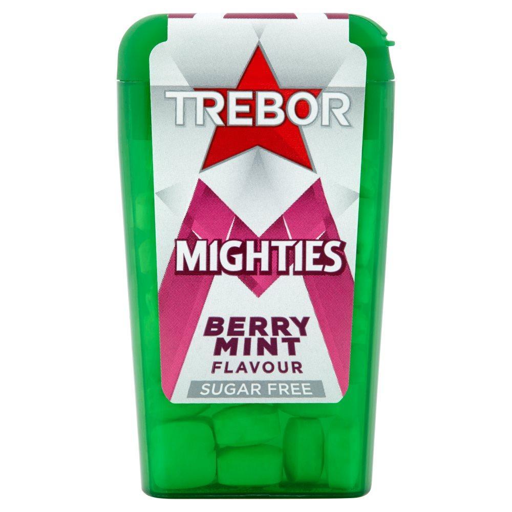Trebor Mighties Berry Mint 12.6g