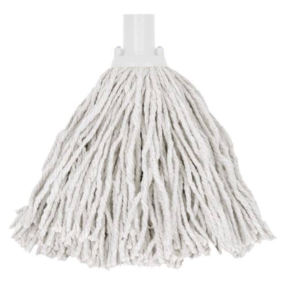 Unbranded PY Socket Mop Head White