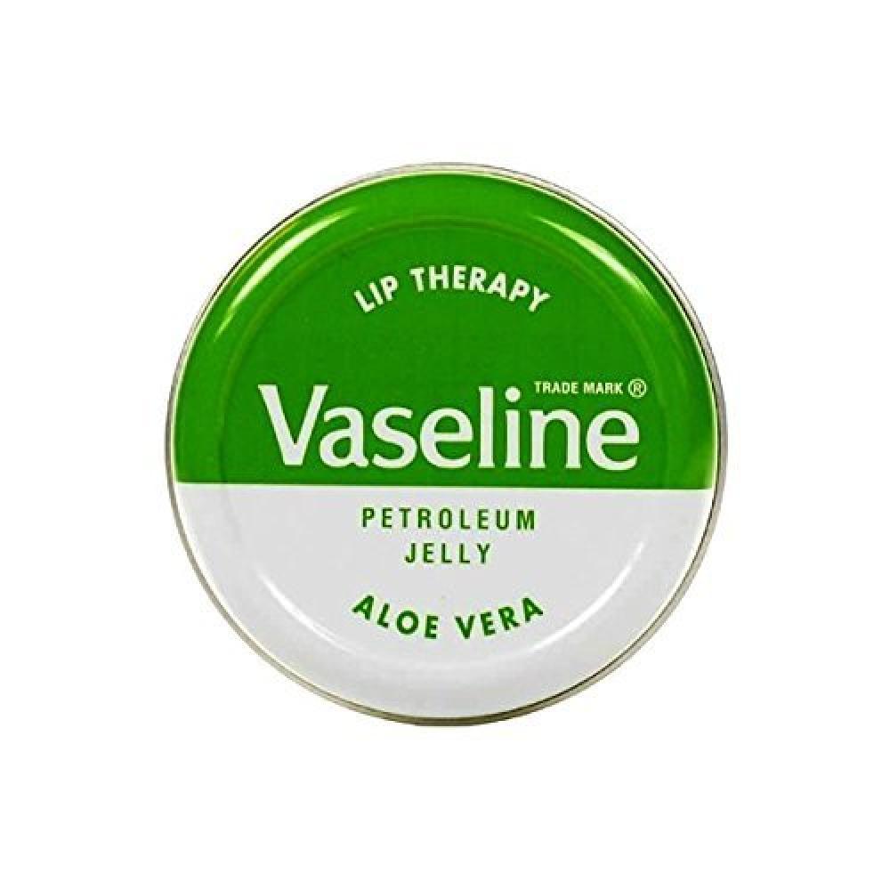 Vaseline Lip Therapy Petroleum Jelly 20g ALOE VERA