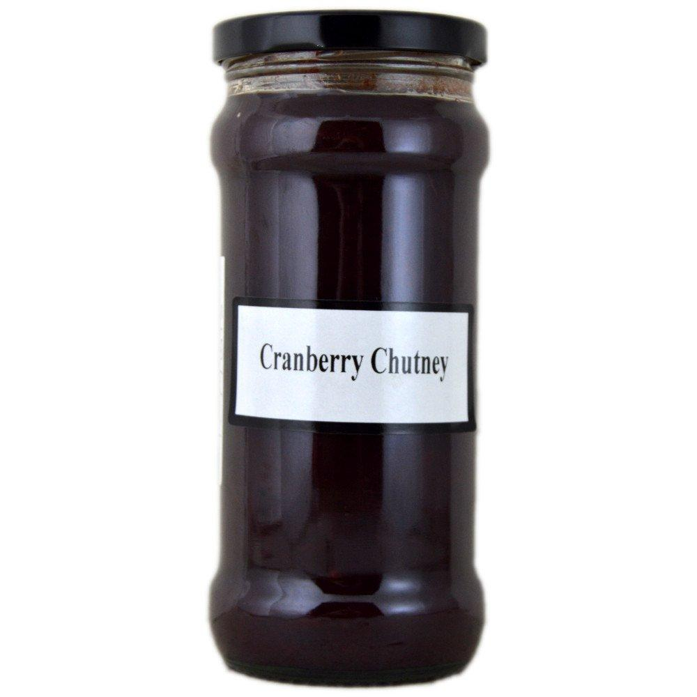 Village Green Cranberry Chutney 400g