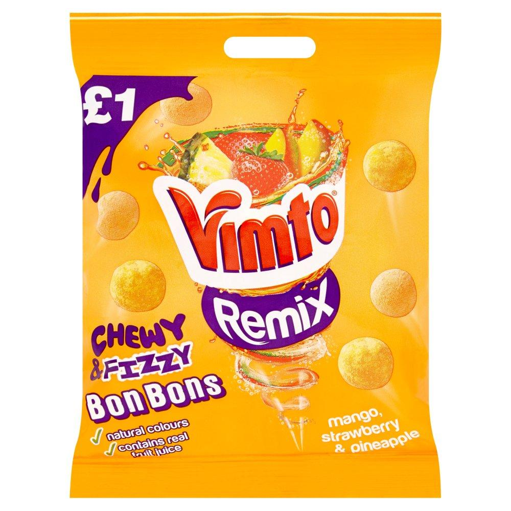 Vimto Remix Chewy and Bon Bons 165g