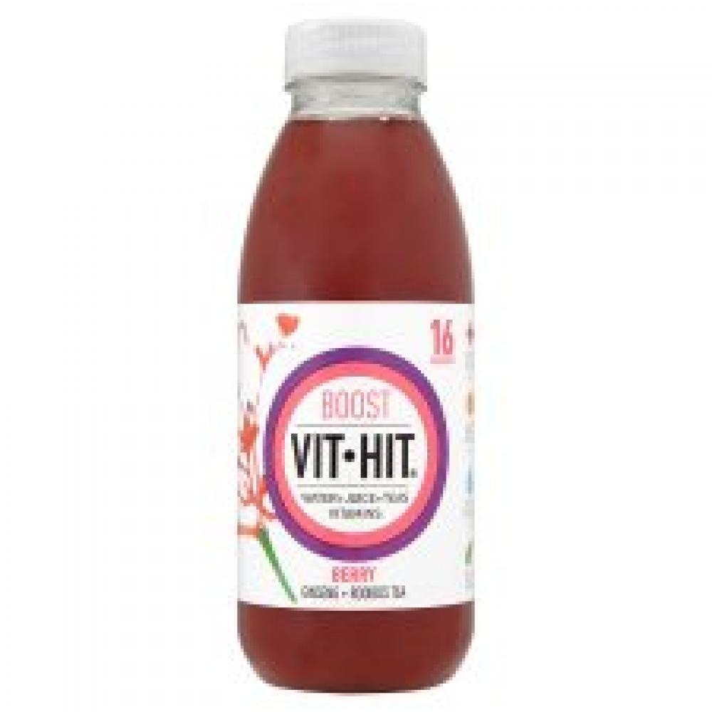 Vit Hit Berry Boost 500 ml