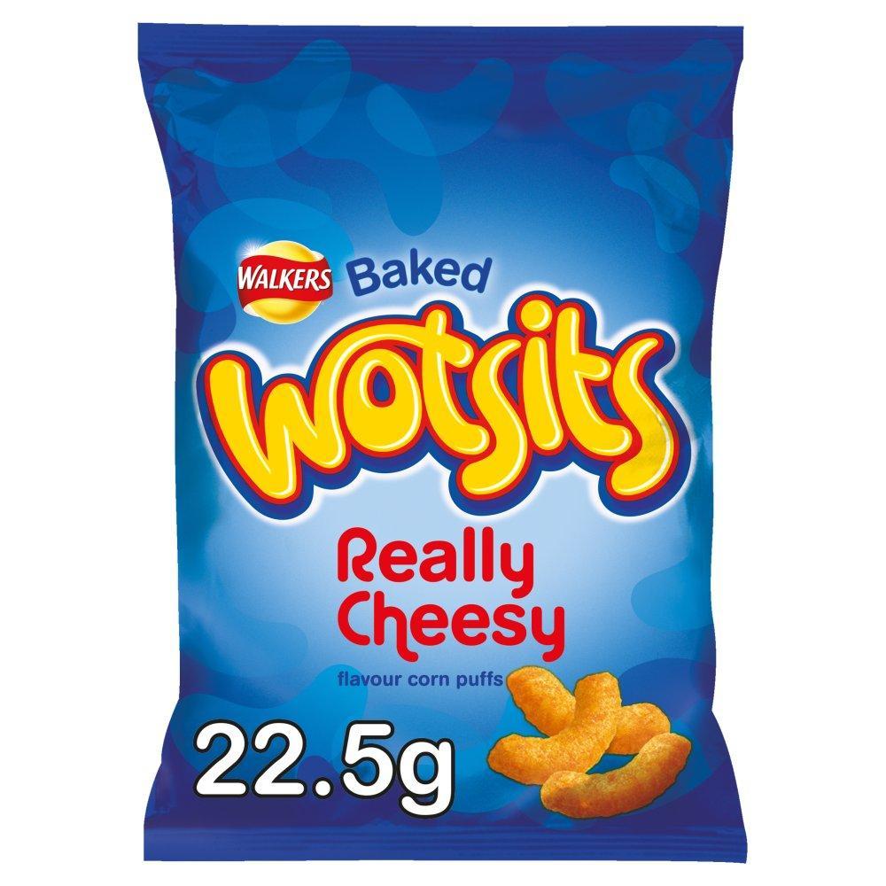 Walkers Wotsits Really Cheesy 22.5g