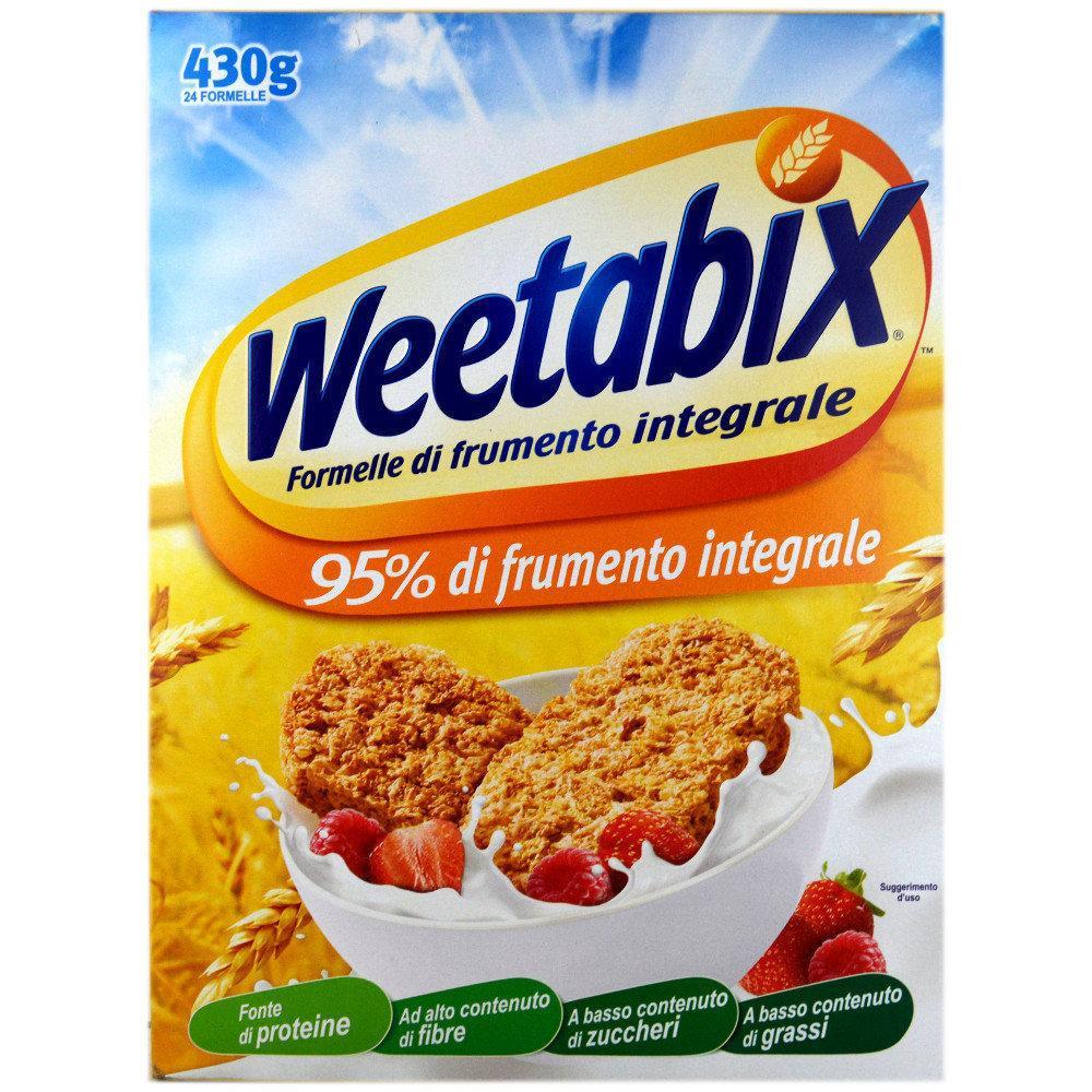 Weetabix 24 Biscuits Box 430g