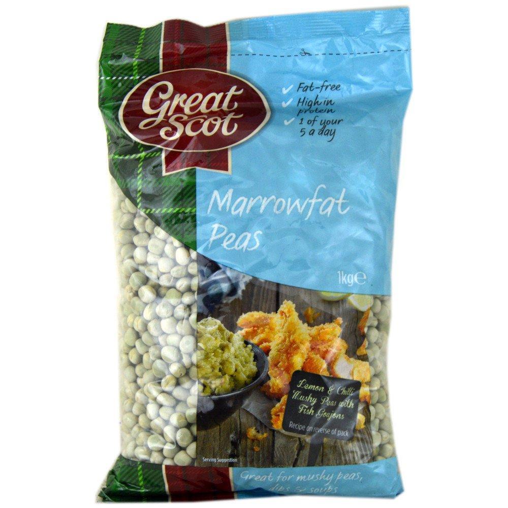 Whitworths Great Scot Marrowfat Peas 1kg