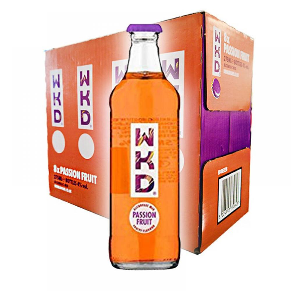 WKD Passion Fruit 8 x 275ml