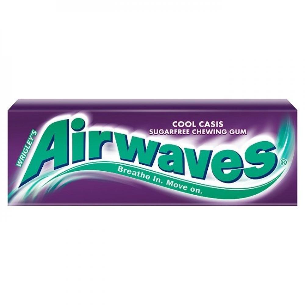 Wrigleys Airwaves Cool Cassis 10 pellets