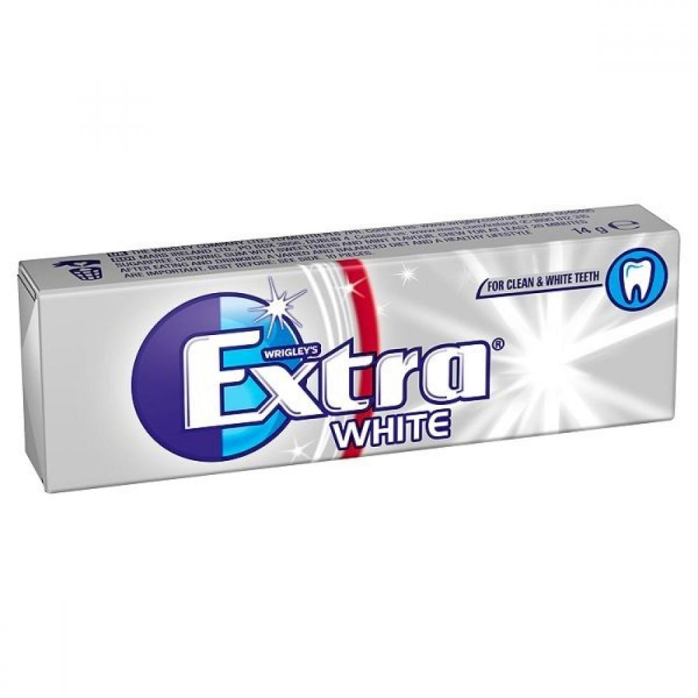Wrigleys Extra White 10 Pieces