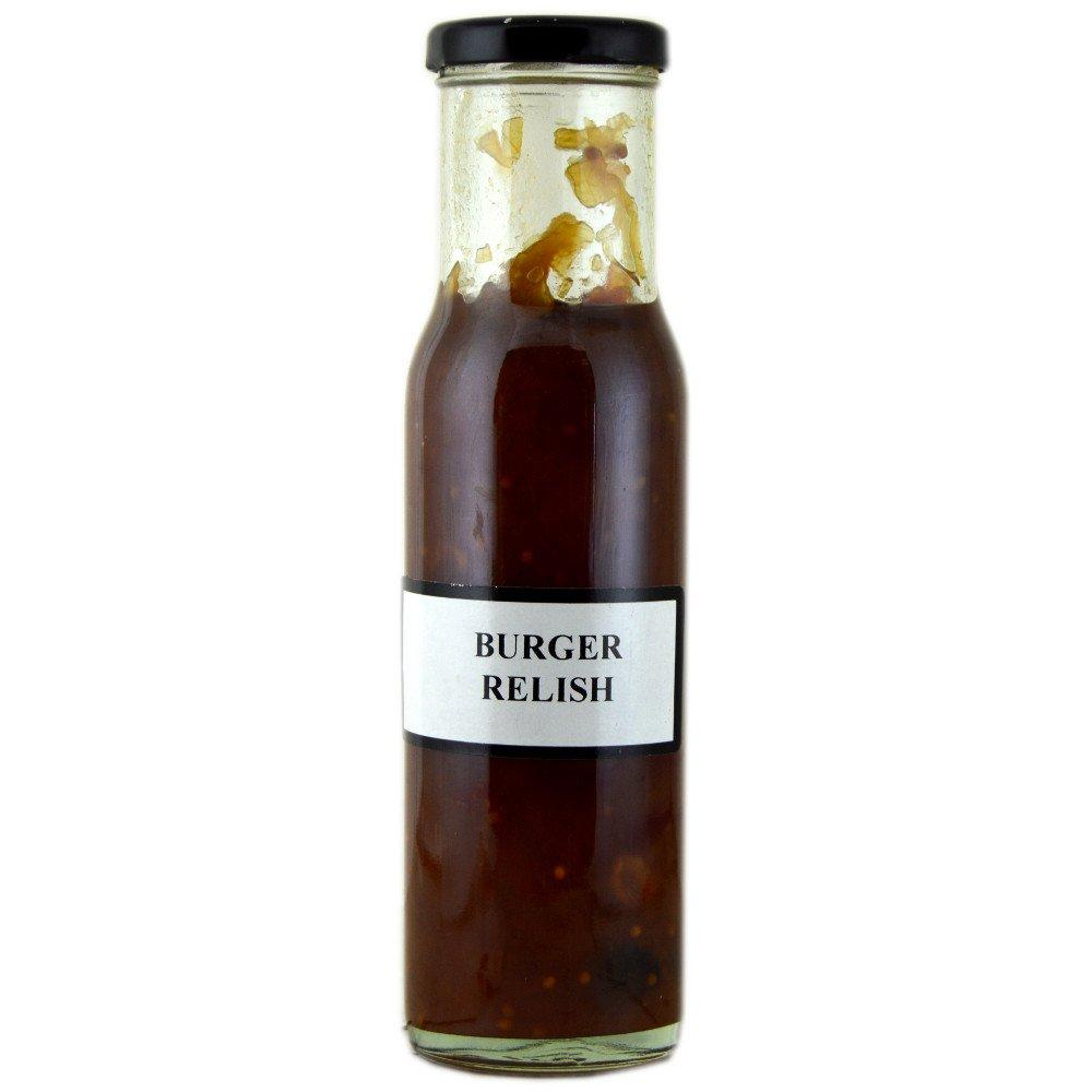 York Speciality Foods Burger Relish 250g