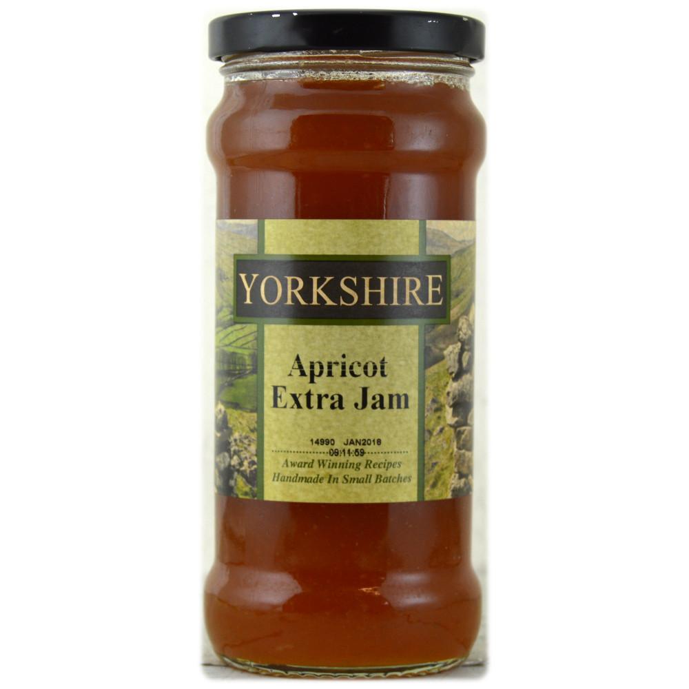 Yorkshire Apricot Extra Jam 454g