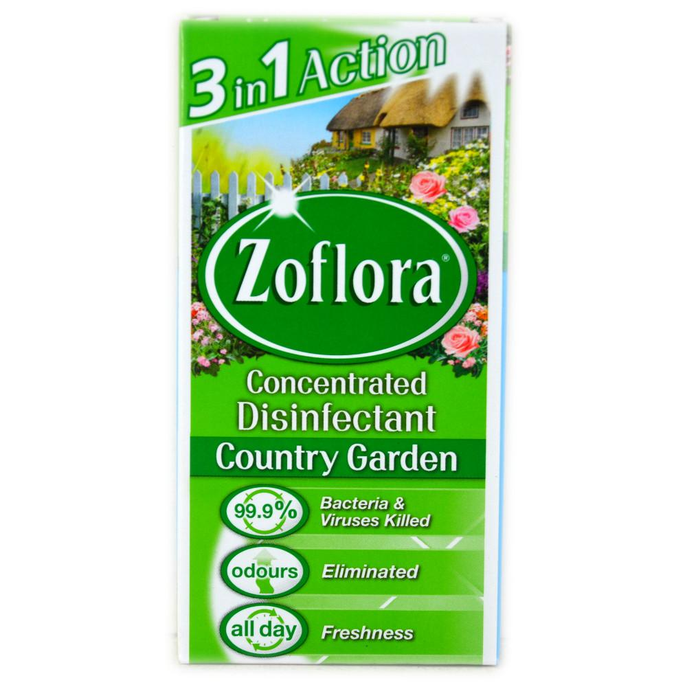 Zoflora Concentrated Disinfectant Country Garden 56ml