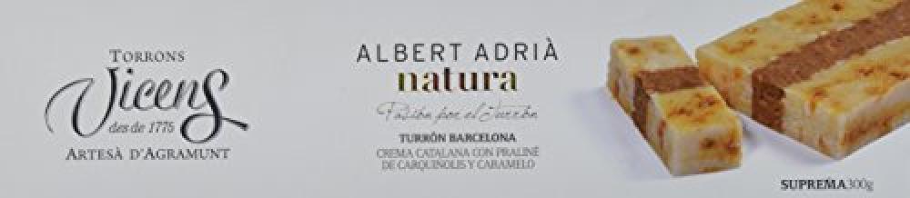 Vicens Barcelona Nougat 300g
