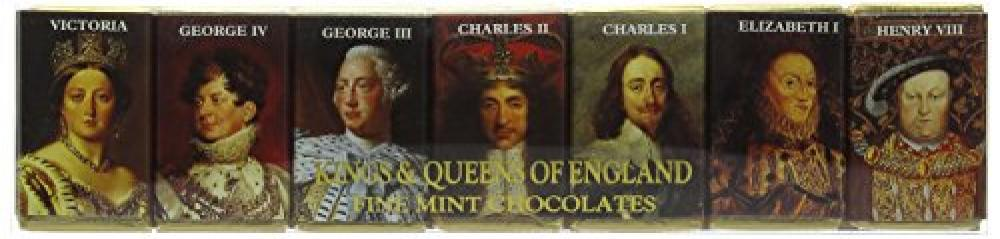 House Of Dorchester Kings and Queens of England 70g