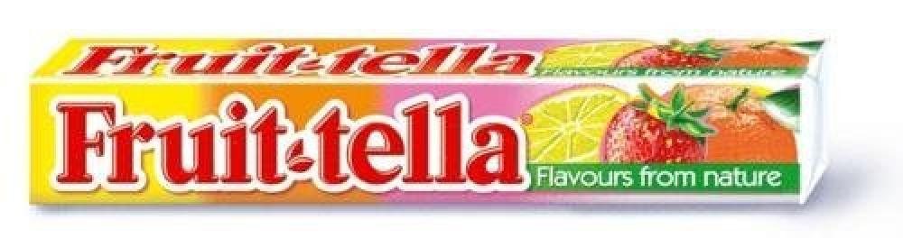 Fruittella Mixed Flavours 41g