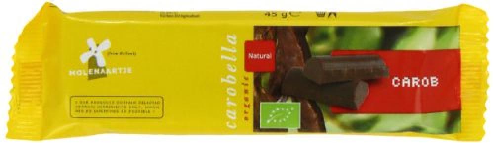 Molenaartje Carobella Natural Organic Bars 45 g