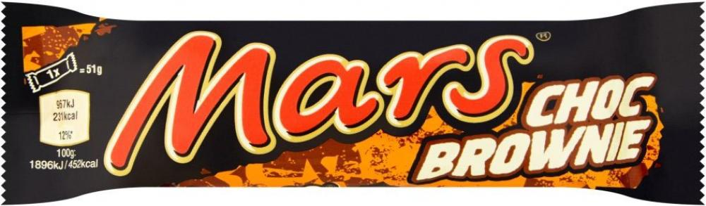 Mars Chocolate Brownie 51g